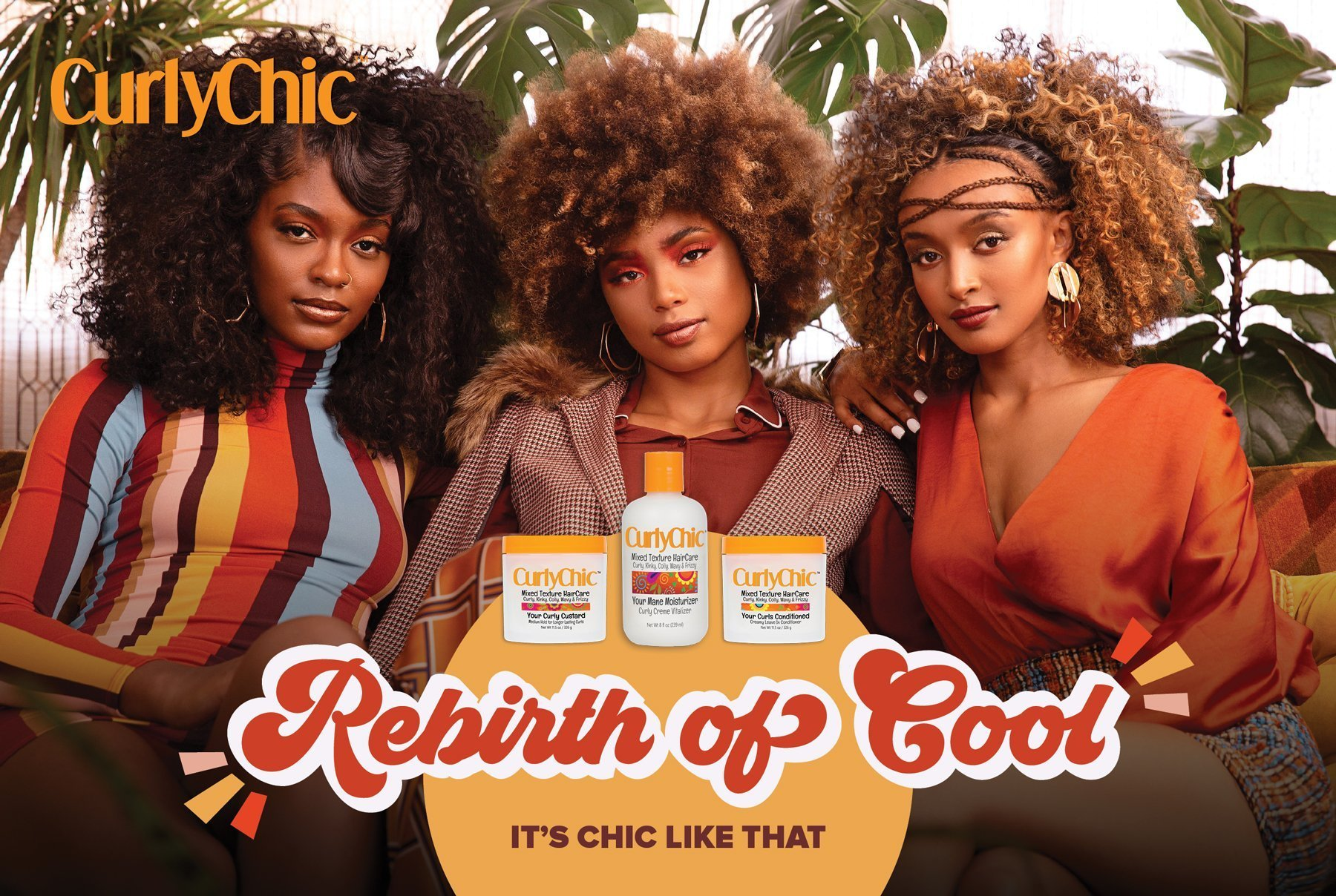 CurlyChic Rebirth of Cool
