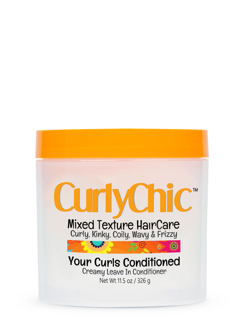 Your Curls Conditioned - CurlyChic