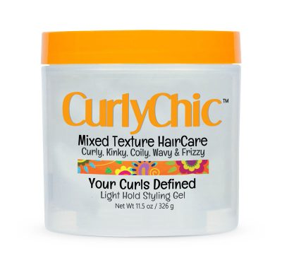 Your Curls Defined Light-Hold - CurlyChic